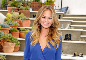 John Legend Gave Chrissy Teigen the Thumbs Up to Post His Booty on Social Media