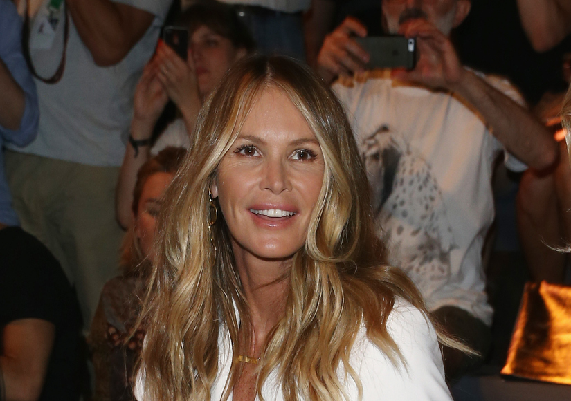 Elle Macpherson Looks Beyond Amazing in Bikini at 51