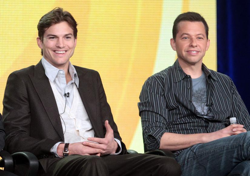 Ashton Kutcher And Mila Kunis Wedding.Jon Cryer Dishes On Ashton Kutcher And Mila Kunis Wedding Extratv Com