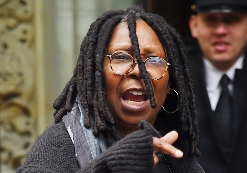 Whoopi Changes Her Point of 'View' on Bill Cosby