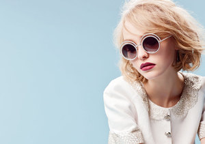 First Look! Johnny Depp's Daughter Lily-Rose Depp Named New Chanel Ambassador