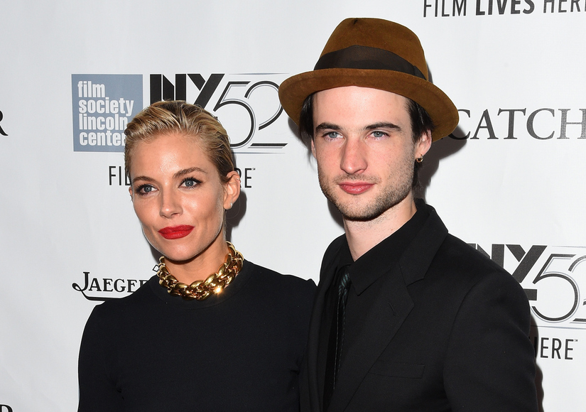 Sienna Miller and Tom Sturridge Split After Four Years Together