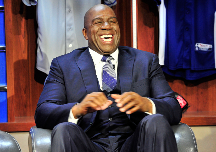 Could NBC Bring Magic Johnson to Replace Donald Trump on 'Celebrity Apprentice'?