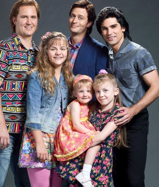 Have Mercy: Epic New Photo from 'The Unauthorized Full House Story'