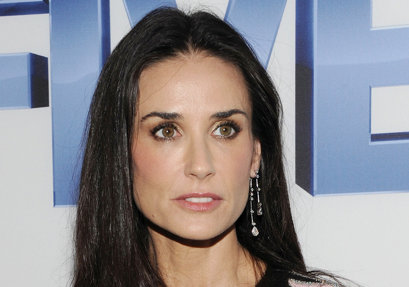 21-Year-Old Man Drowns in Demi Moore's Swimming Pool