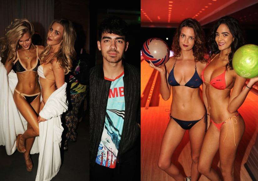Joe Jonas, RHOM Cast Members Party with Treats! Magazine