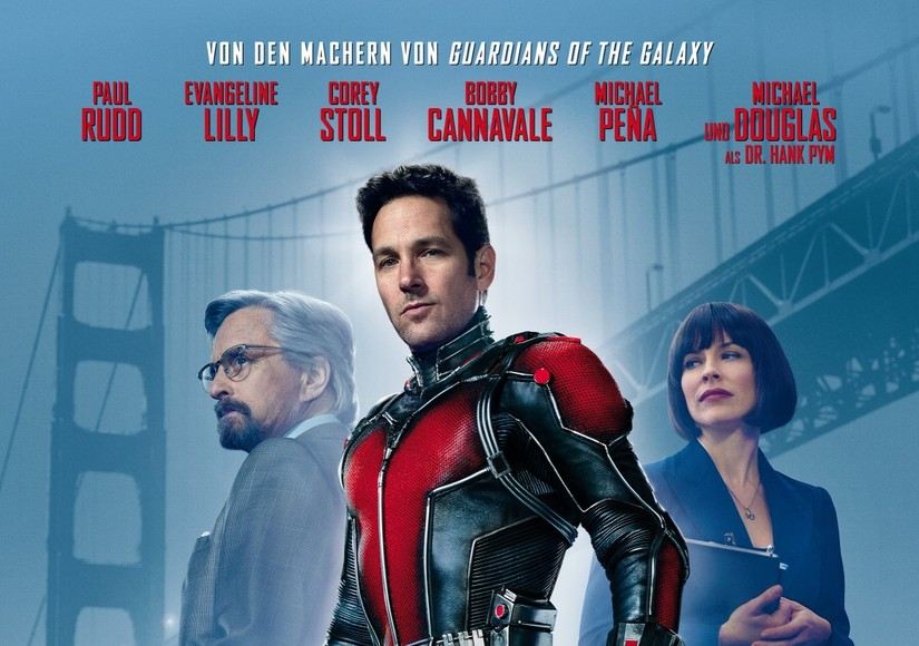 'Ant-Man' Dominates Weekend Box Office with $58 Million
