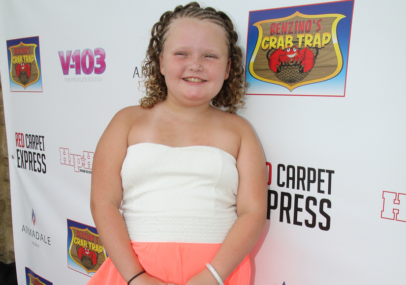 Honey Boo Boo Resurfaces at Red Carpet Event, Looks So Grown Up
