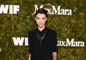Ruby Rose's Backyard Invaded By Gunman
