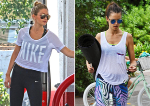 Get the Look! Model-Worthy Workout Gear
