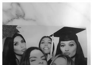 Kim Kardashian Captures Precious Moments from Kylie & Kendall's Graduation…