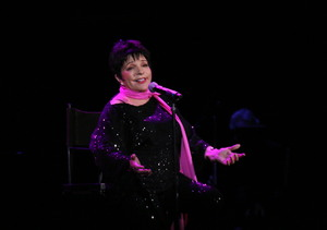 Liza Minnelli Bounces Back with First Concert in Over a Year