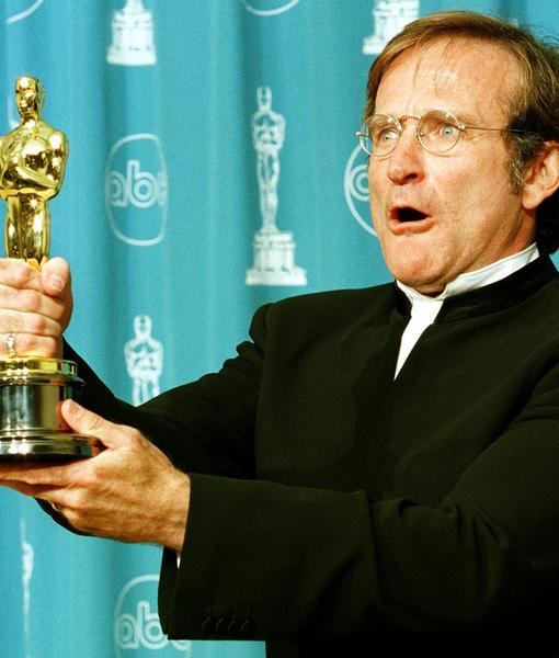 Robin Williams' Work Highlighted in New Video