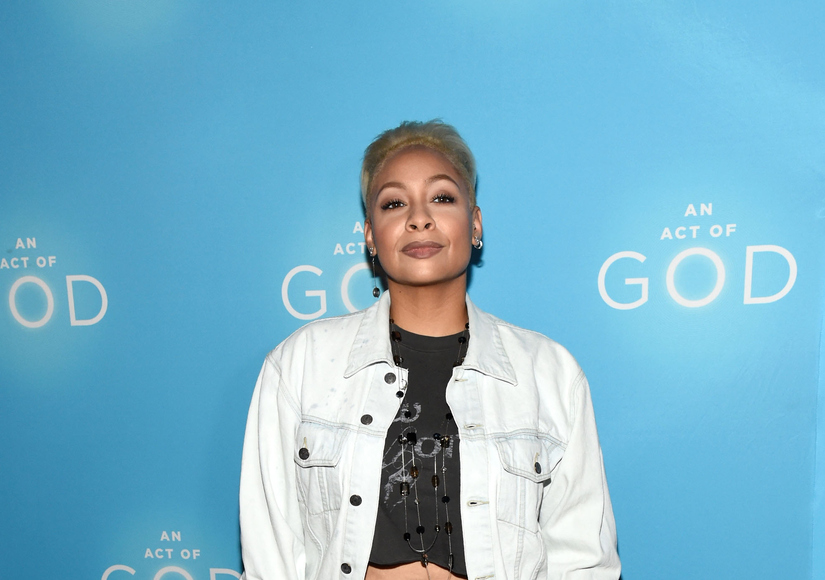 Raven-Symone Thinks Caitlyn Jenner Is Moving 'Too Fast'