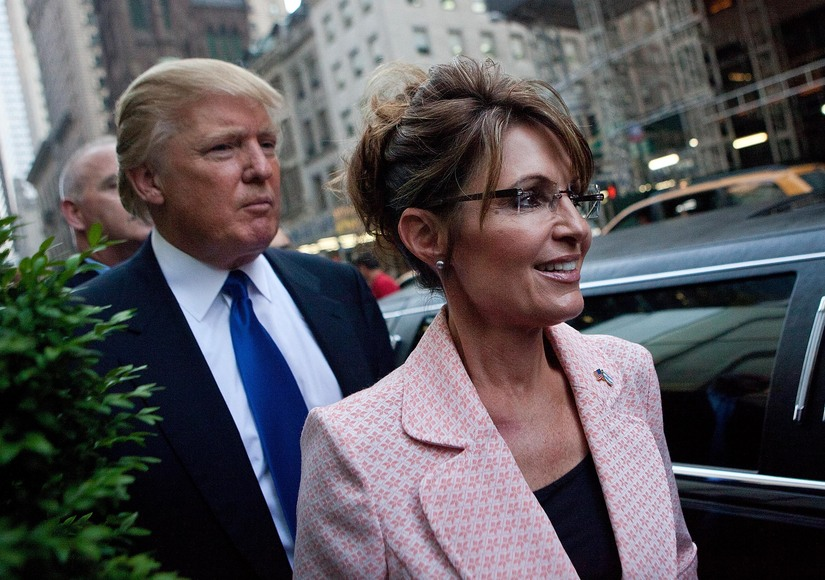 Donald Trump and Sarah Palin As Running Mates: Is This Really Happening?!