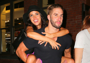PDA Alert! Bachelorette Kaitlyn Bristowe's Wild Night with Fiancé Shawn Booth
