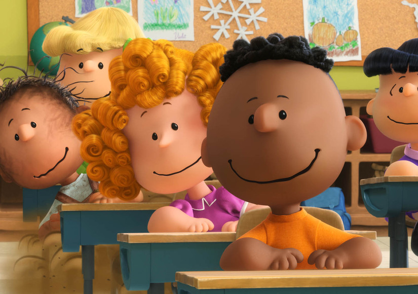 'He's Just Another Kid, Charlie Brown!' Happy National Franklin Day!