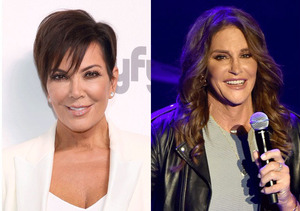Kris Jenner Takes No Money for 'I Am Cait' Appearance