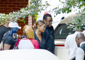 Bobbi Kristina Brown's Family Gathers for Private Wake