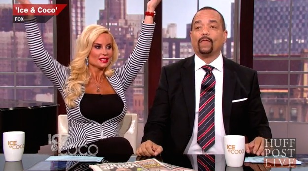 New Talk Show Host Ice-T: 'Trying to Entertain People with Your Life Is Dangerous'