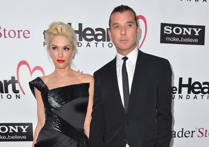 Gwen Stefani & Gavin Rossdale File for Divorce