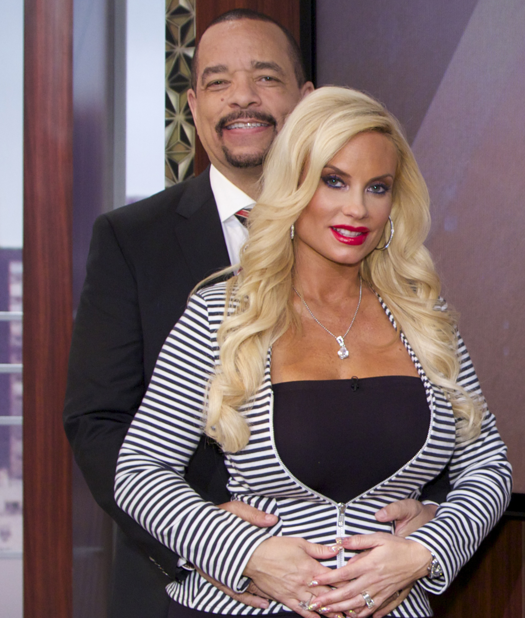 Ice-T & Coco Reveal Baby's Gender and Name in 'Ice & Coco' Premiere
