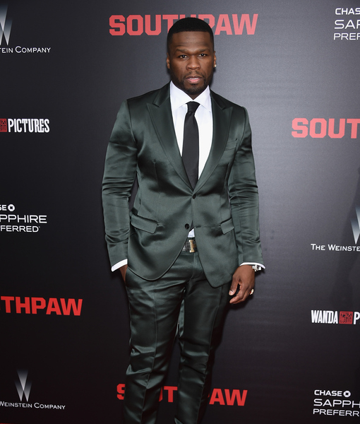 50 Cent Bankruptcy Papers Reveal $108,000 in Monthly Expenses