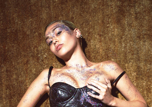 Miley Cyrus Parties Like It's 1989 in NSFW Photo Shoot