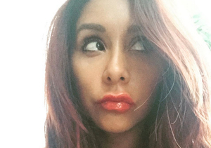 Pic! Snooki Got Her Lips Plumped