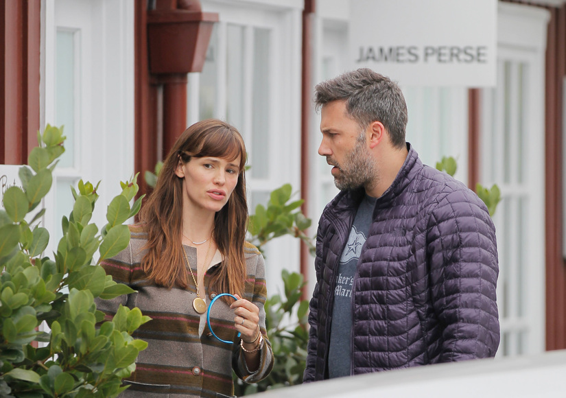Ben Affleck & Jennifer Garner's Nanny Divorce Scandal Takes Dramatic Turn