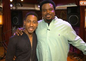 Video! On the Set of 'Mr. Robinson'