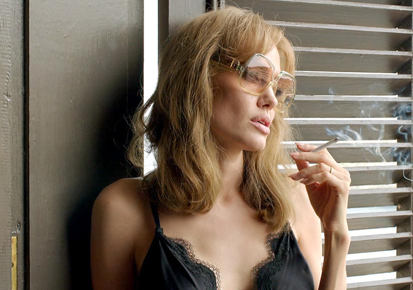 Yikes! Watch Angelina Jolie & Brad Pitt in Disturbing 'By the Sea' Trailer