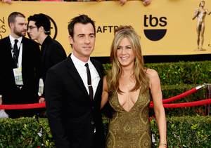 Watch Jennifer Aniston & Justin Theroux's Lovefest Through the Years
