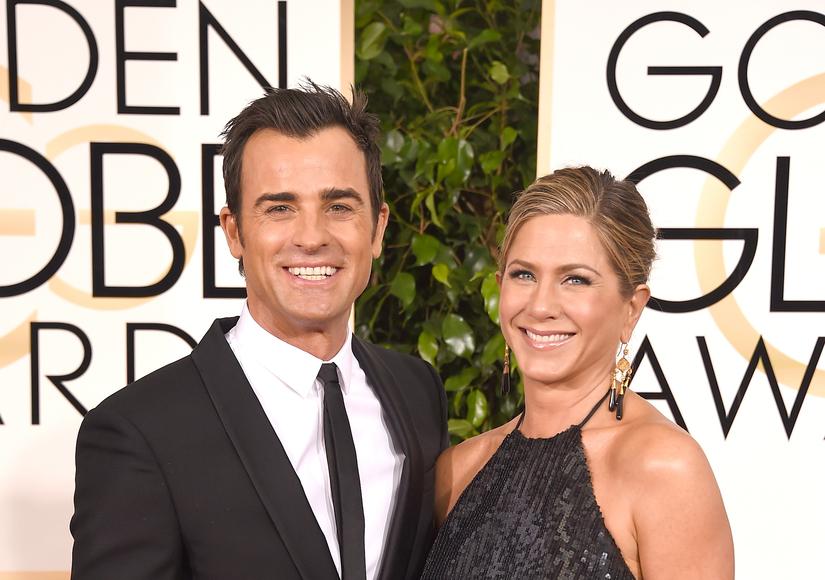 Jennifer Aniston & Justin Theroux Take Famous Friends to Bora Bora for Honeymoon