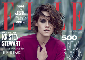 Kristen Stewart Has a Reason to Smile… But Will She?