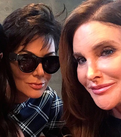 Let's Hug It Out: Caitlyn and Kris, Together Again!