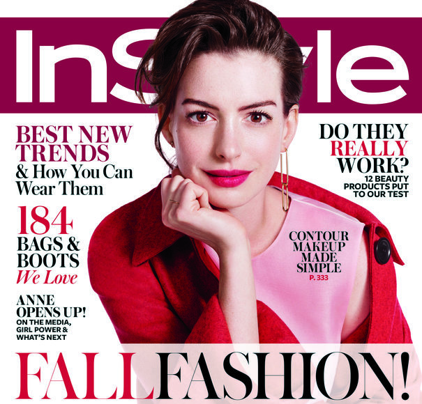 Anne Hathaway: 'I Felt I Was Being Hunted'