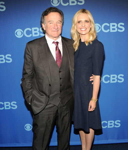 Sarah Michelle Gellar Pays Tribute to Robin Williams on 1-Year Anniversary of…