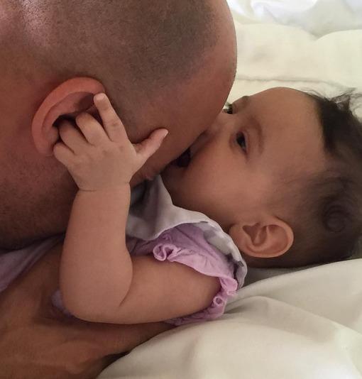 Vin Diesel Posts Cutest Daddy Instagram