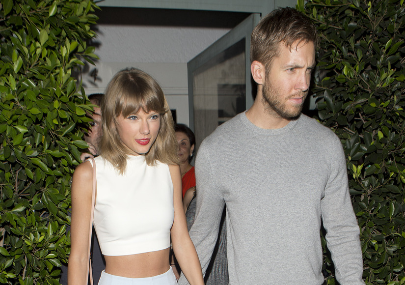 Did Taylor Swift Just Declare Love for Calvin Harris?