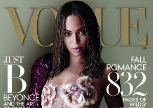 Beyoncé Is Stunning on Vogue's September Issue Cover