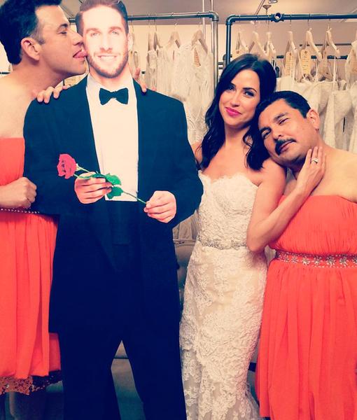 Did Kaitlyn Bristowe Just Reveal Her Wedding Dress?!