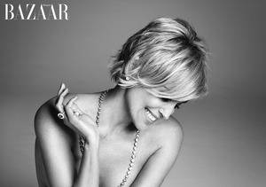Sharon Stone Goes Naked at 57