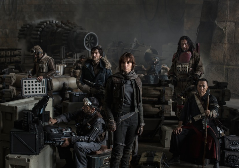 Filming Begins on Lucasfilm's 'Rogue One'... First Cast Photo!