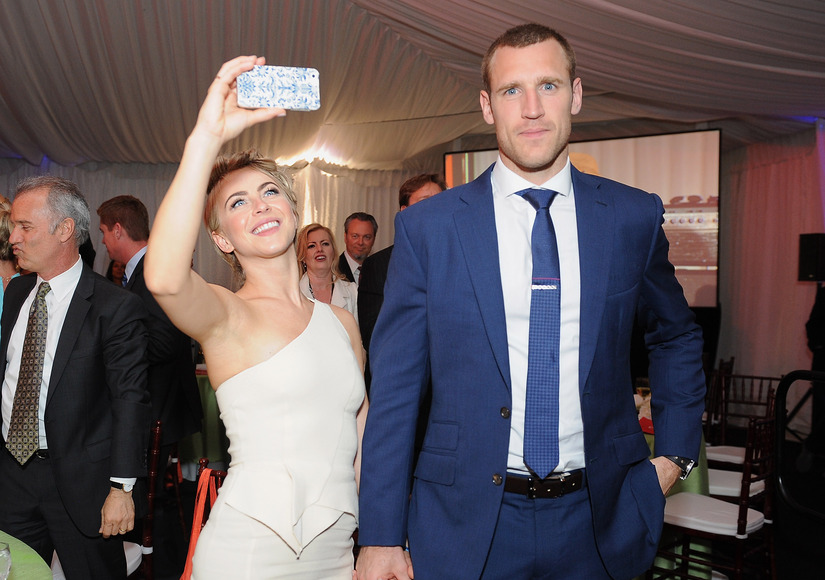 Julianne Hough Engaged to Brooks Laich