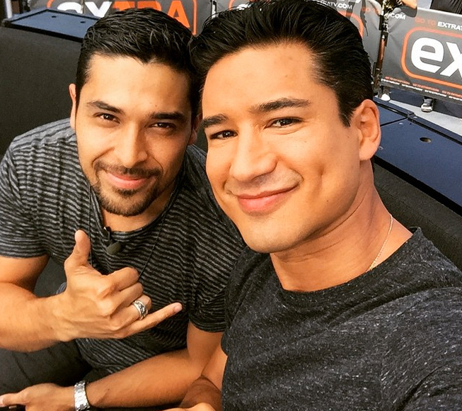 Wilmer Valderrama Dishes on His Future with Demi Lovato and Her New Role on 'From Dusk Till Dawn'