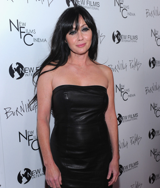 Shannen Doherty Reveals Breast Cancer Diagnosis in Lawsuit Against Management…