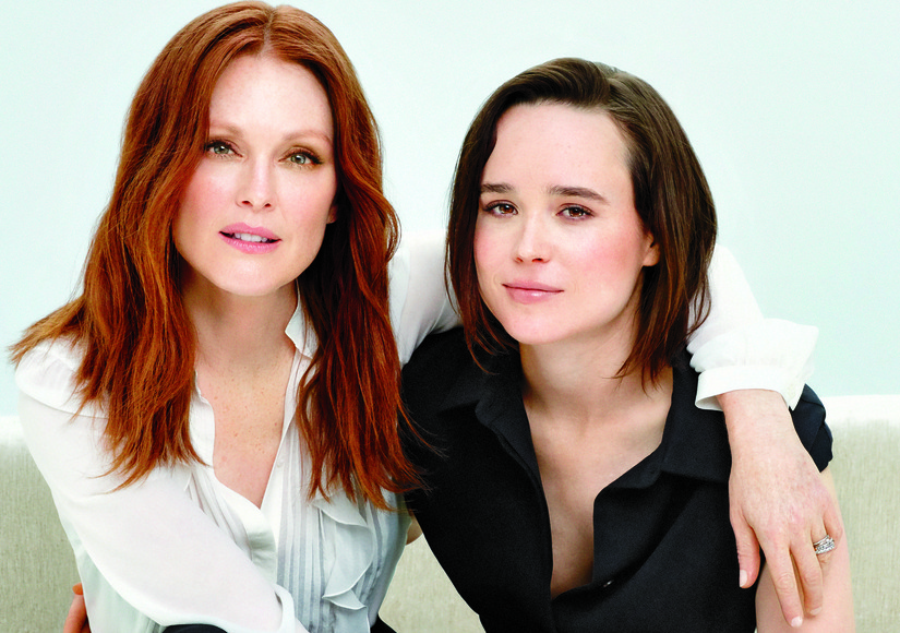Ellen Page's 'Freeheld' Role Impacted Her Decision to Come Out