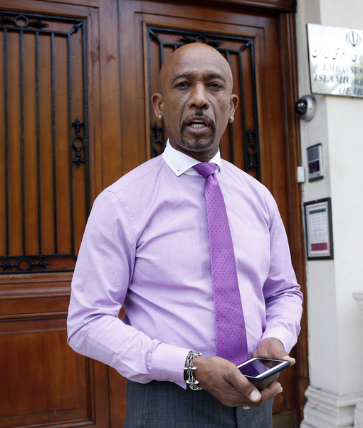 Montel Williams Hospitalized After Gym Workout
