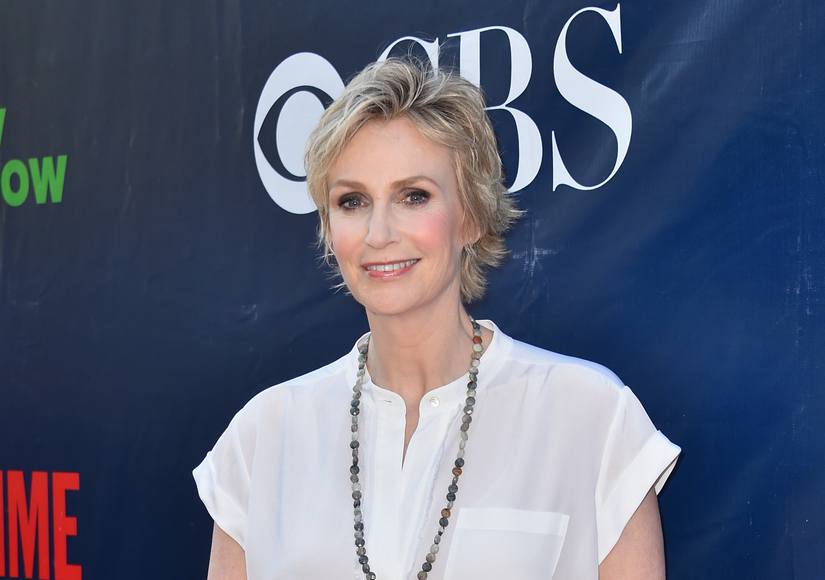 Does Donald Trump Need Guardian Angels? Jane Lynch Answers!